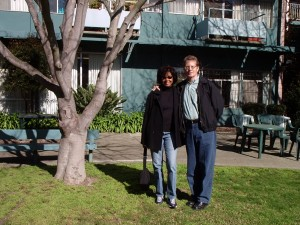 Jeremy & Gretta Taylor Berkeley 2006