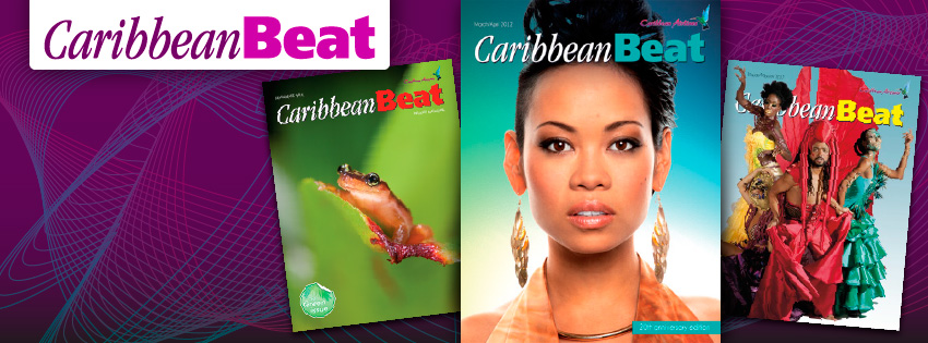 Caribbean Beat 20th anniversary issue