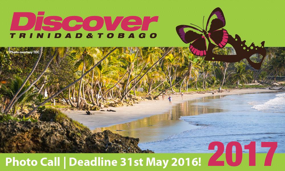 Discover Trinidad & Tobago photo call 2017