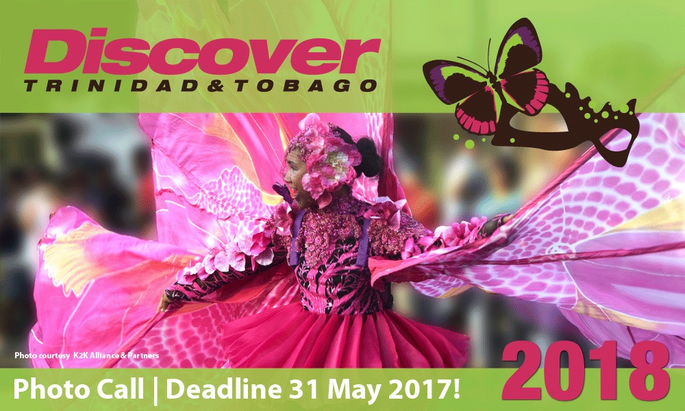Discover Trinidad & Tobago Photo Call 2017