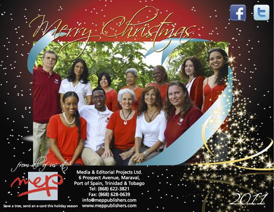 MEP Holiday card 2012