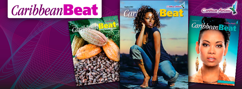 Caribbean Ceat cover photo - May/June 2012 - Heather Headley issue