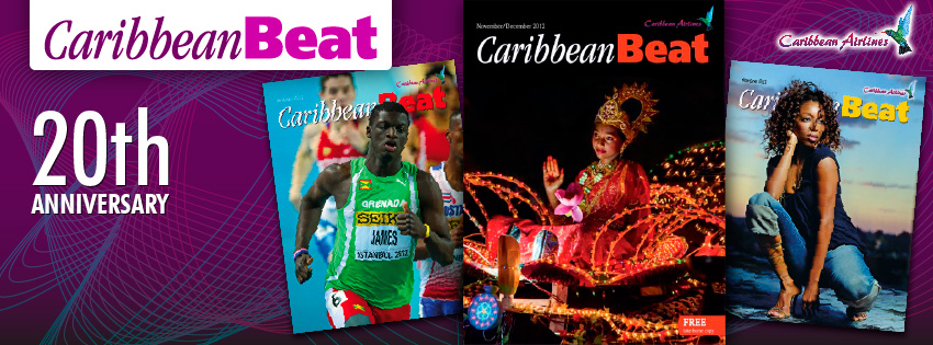 Caribbean Beat's November/December 2012 issue (#118)