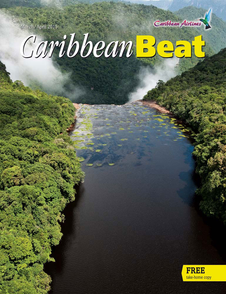Caribbean Beat issue 132 March April 2015