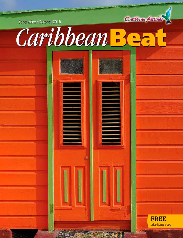 Caribbean Beat Magazine September/October 2015 issue 135