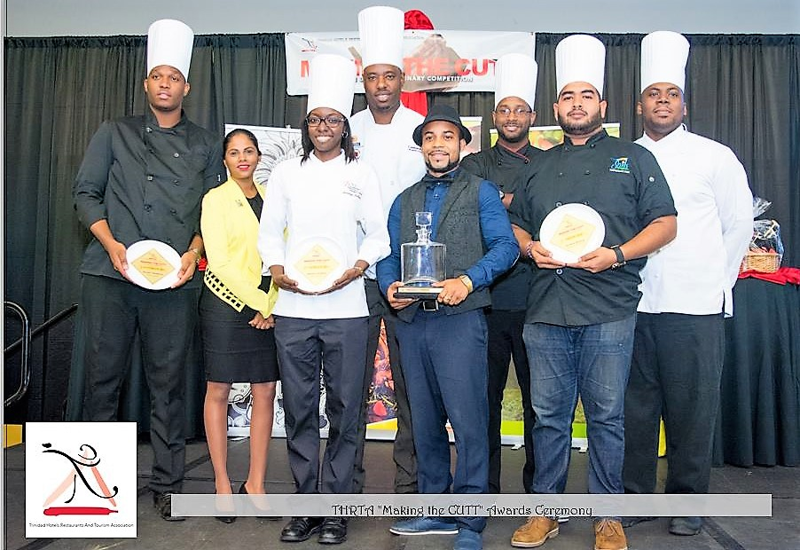 The Trinidad & Tobago National Culinary Team 2017