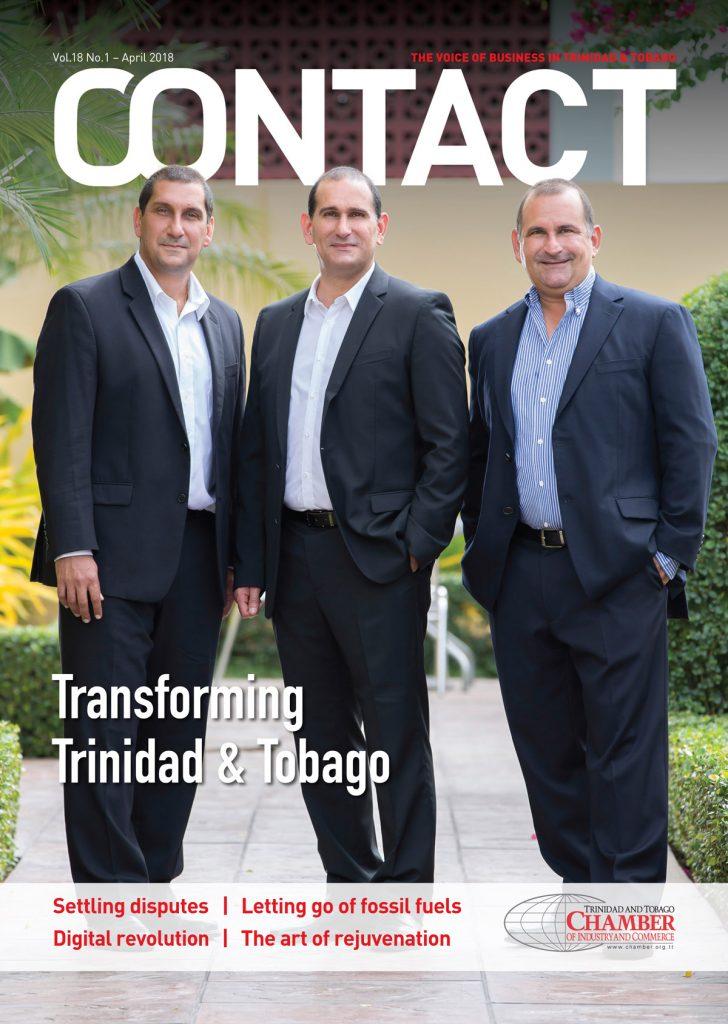 Contact Magazine - April 2018