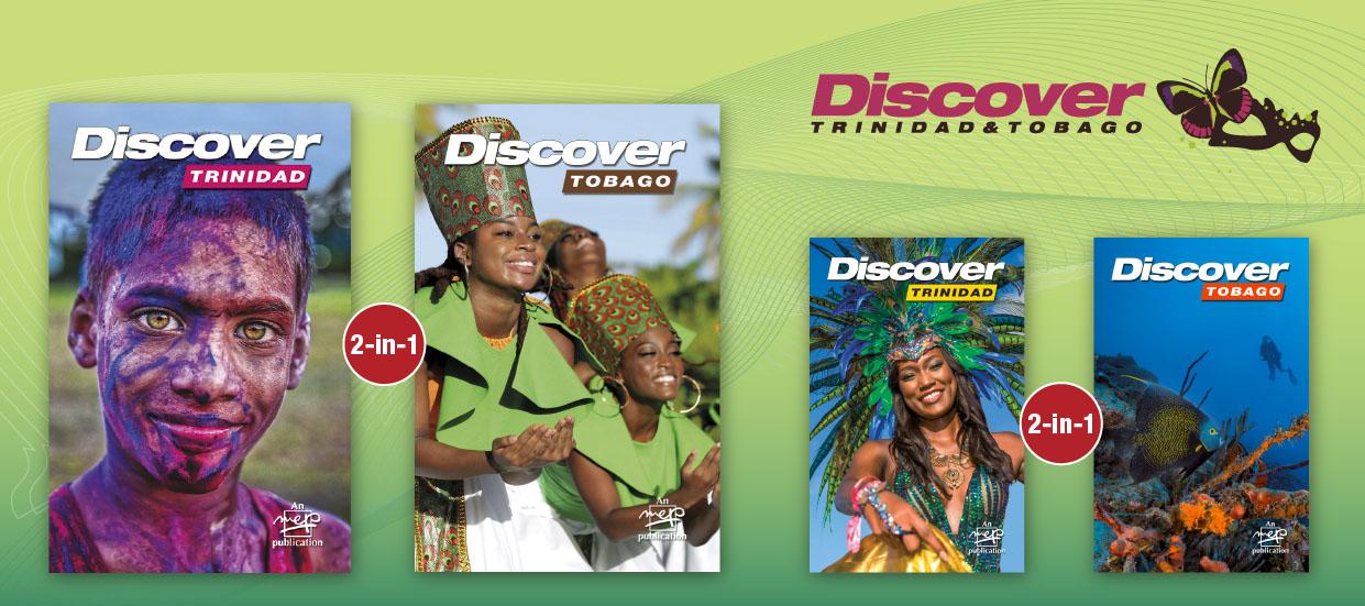 Discover Trinidad & Tobago banner 2020